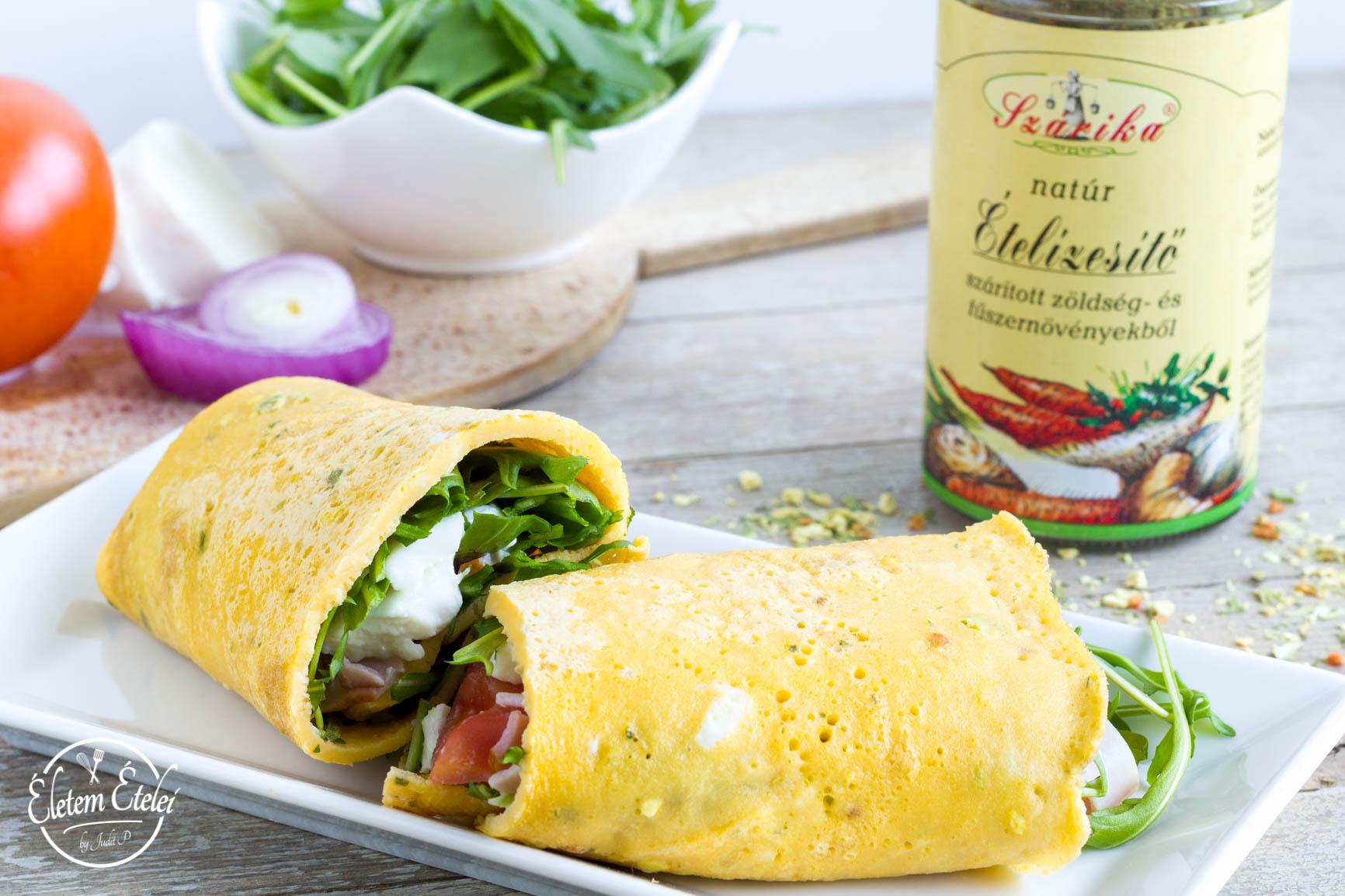 Tortilla tojásból (4)