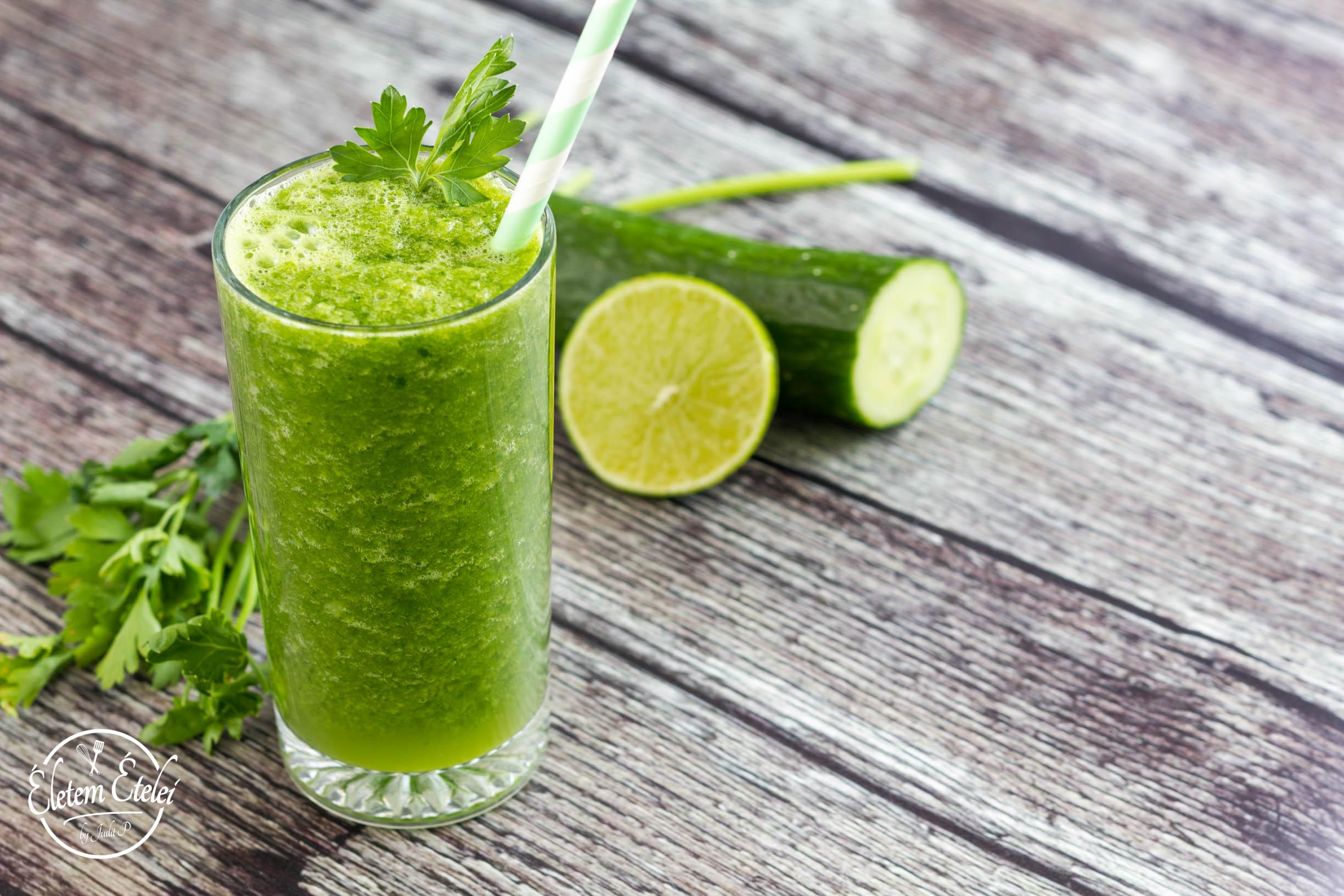 Smoothie - zöld