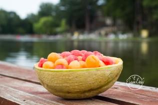 Dinnye saláta nyár (2)