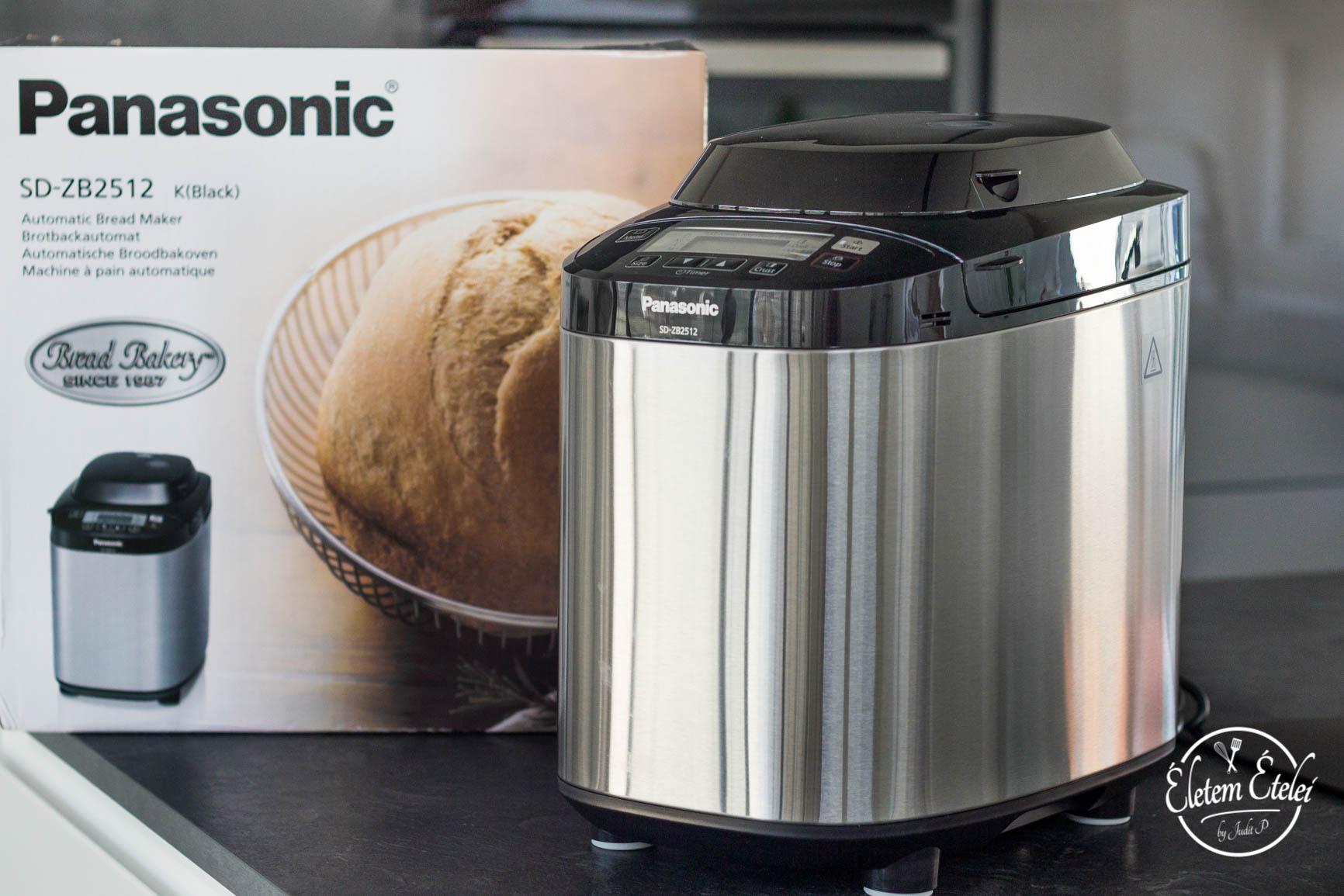 Panasonic kenyérsütő (1)