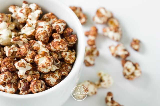 Csokis popcorn (2)