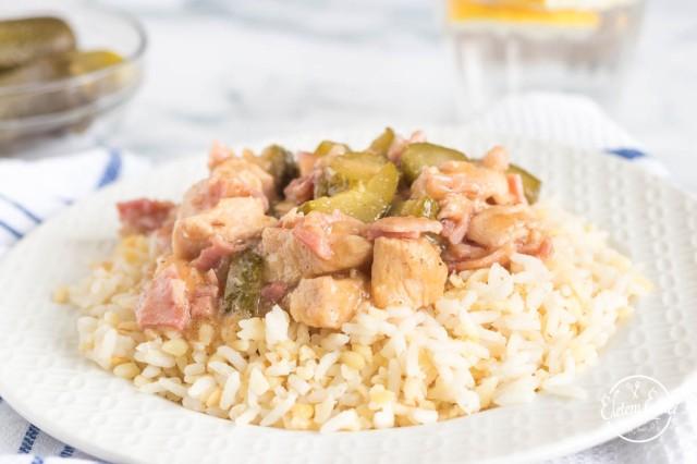 Hentes tokány csirkemellből (3)
