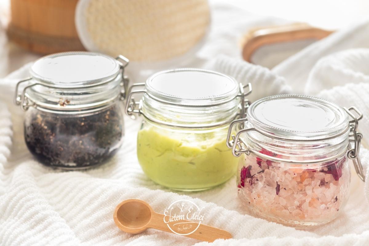 Szépségápolás a konyhából - 3 egyszerű, házilag elkészíthető ötlet